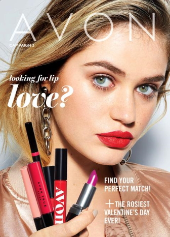 how to buy Avon online