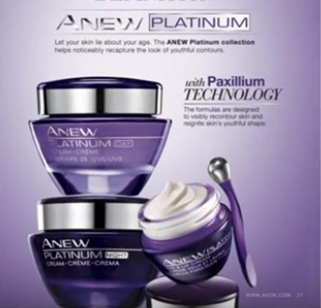 Avon Platinum