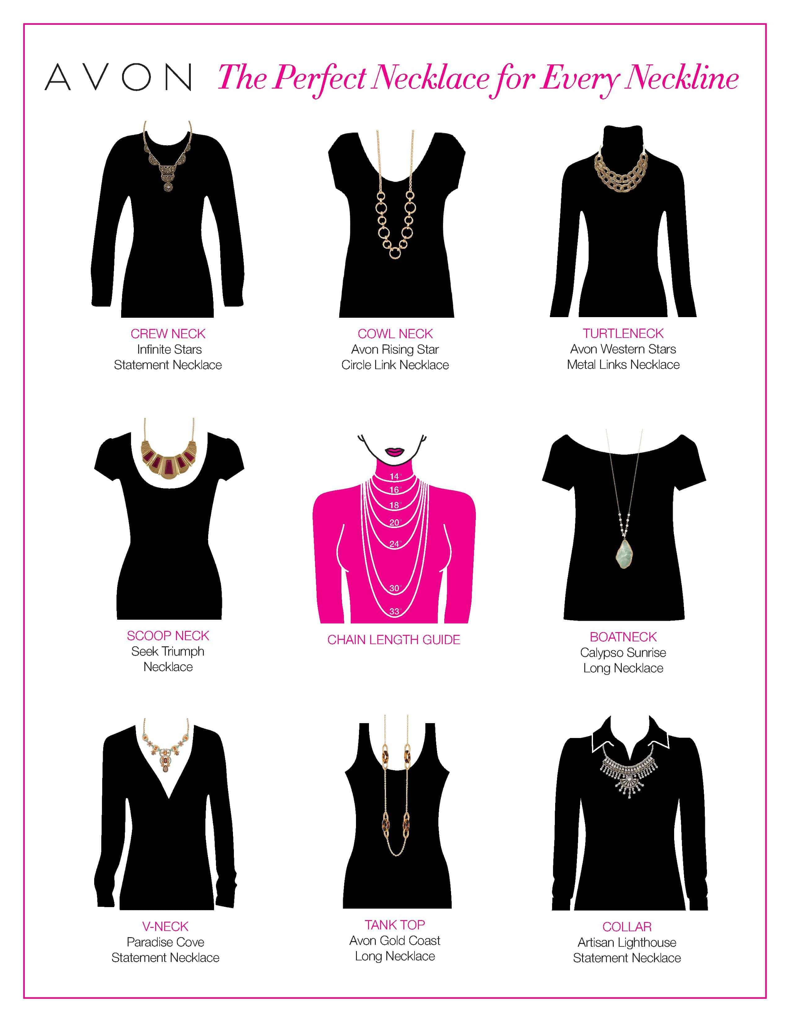 AvonJewelryPerfectNecklace