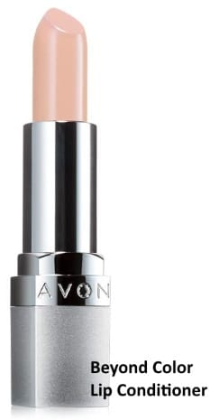 AVON beyond color lip conditioner