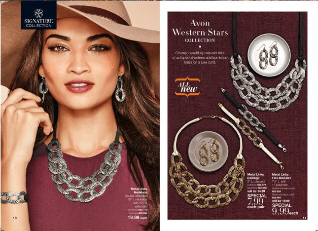 Avon Jewelry
