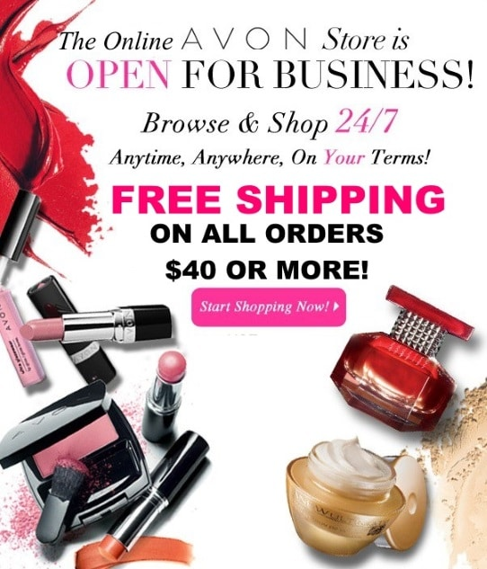 avon online shopping catalog