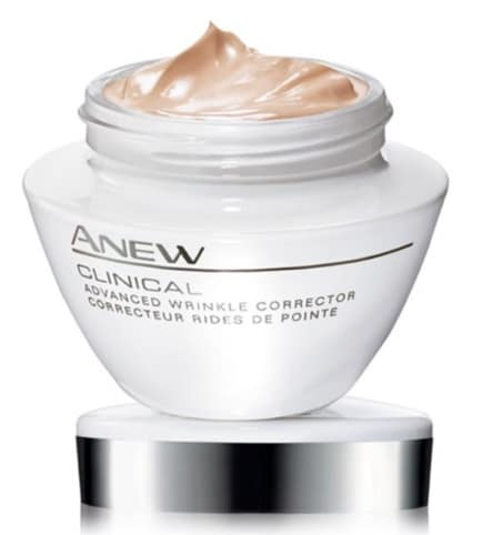 purchase avon anew clinical wrinkle corrector