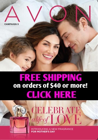 Try Avon Shop Online