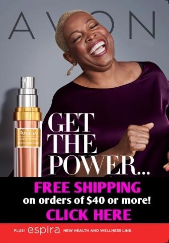 new Avon catalog