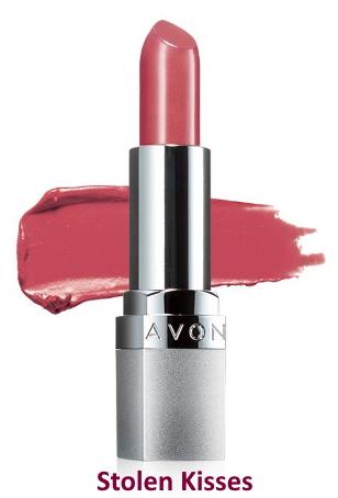 avon true color lipstick