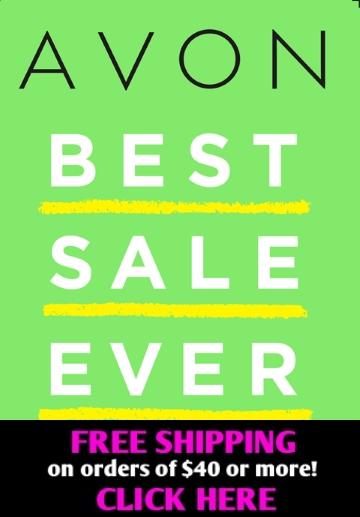 current Avon catalog