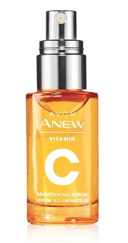 Avon vitamin c brightening serum