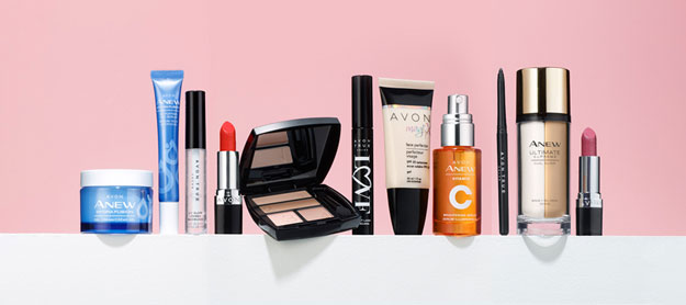 return to selling Avon