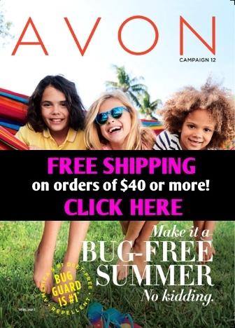Avon Campaign Catalog