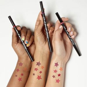avon lip tattoo swatches