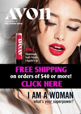 Avon Catalog Campaign