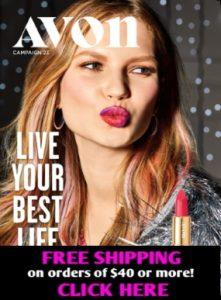 Avon catalog 23