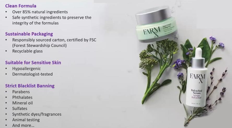 vegan face moisturizer