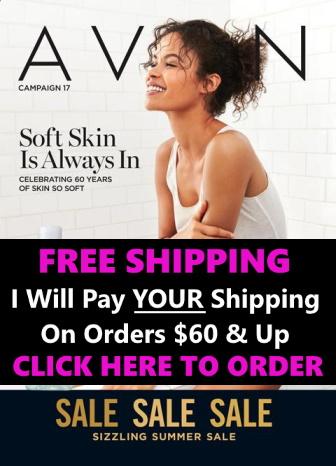 Avon campaign brochure